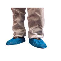 Shield Overshoes 14 inch Pk 2000 Blue Df01