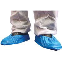 Shield Overshoes 16 inch Pk 2000 Blue Df01/16