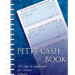 Challenge Petty Cash Pad 280x152mm 200 Duplicate Slips 100080052