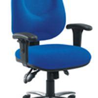 Arista Concept High Back Maxi Tilt Operator Chair Blue
