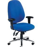 Arista Concept High Back Maxi Tilt Operator Chair Charcoal
