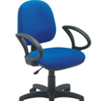 Jemini Medium Back Operator Chair Blue