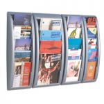 Fast Paper Quick Fit Wall Display System 4XA4 4061.35