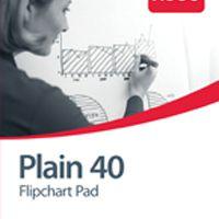 Nobo Flipchart Pad A1 Plain FPA1 34631165