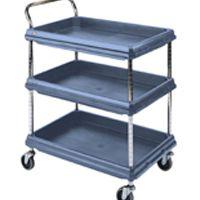 Deep Ledge Trolley PBC2636-3DBU 3-Tier Blue 322451