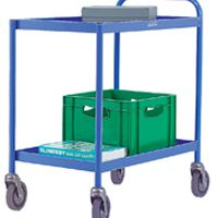 General Purpose Trolley 2 Tier Blue 331491