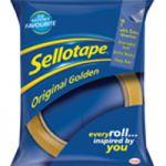 Sellotape Original Golden Tape 24mmx66m Pk12 1443268