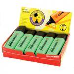 Stabilo Boss Highlighter Green Pk10 70/33/10