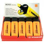 Stabilo Boss Highlighter Orange Pk10 70/54/10