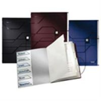 Leitz Prestige Divider Files 6 Tabs Blue