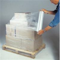 Stretch Film Wrap Clear 20 Micron 500mm x 300m