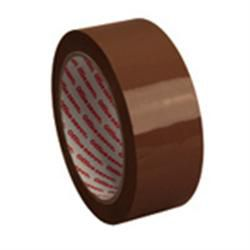 3401739 : Industrial Low Noise Packaging Tape 50mm x 66m Brown