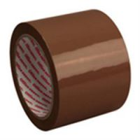 3401979 : Industrial Low Noise Packaging Tape 75mm x 66m Brown
