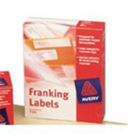 Avery Franking Machine Labels 149 x 38mm