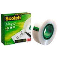 3M Scotch Magic Tape 810 25mm x 66m