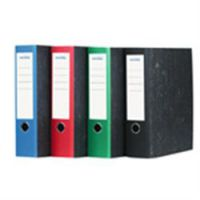 Red Economy Lever Arch Files 70mm Foolscap