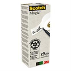Scotch Magic Tape 900 Roll 19mm x 33m