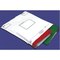 Post Safe Extra Strong White Opaque Polythene Envelope 460 x 430mm