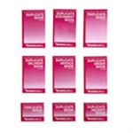 Wirebound Pre Printed Invoice Duplicate Book 203 x127mm
