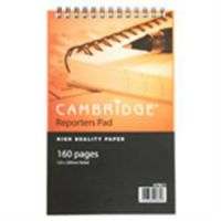 Cambridge Shorthand Notebook