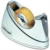 Sellotape Chrome Dispenser Small 19mm x 33m
