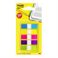 Post-it Bright Mini Index Labels