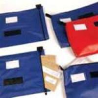 Reusable Security Mailing Pouches A3 Low Volume - Blue
