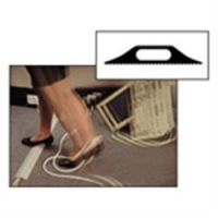 Vulcascot Type B Cable Protector Black 1m