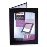 Rexel A3 Clearview Display Book Black 24 Pocket