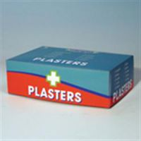 Assorted Fabric Plasters 150 Pack