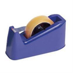 Tape Dispenser Dual Core Blue