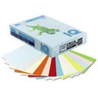 IQ Mid Blue Copier Card A4 160gsm