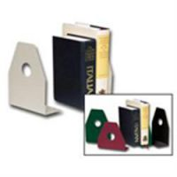 Rotadex Book Ends H200 x W140mm Black
