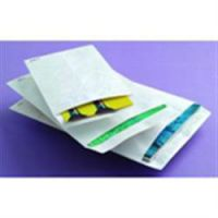 Tyvek Extra Strong Plain White Gusset Envelopes 324 x 229 x 38mm Peel and Seal