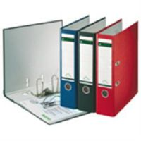 Leitz 180 Degree Lever Arch Files Black 80mm