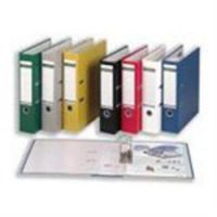 Leitz 180 Degree Lever Arch Files Red 80mm