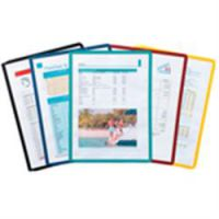 Durable Sherpa A4 Display Panels Assorted