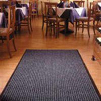 3M Nomad Aqua 4500 Deluxe Dust Control Floor Mat 60 x 90cm Black