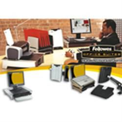 Fellowes Office Suite Microban Footrest