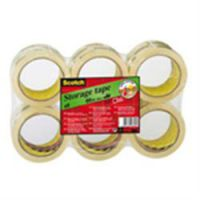 Scotch Premium Packaging Tape Clear 50mm x 66m