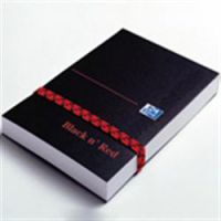 Black N Red Book Polynote Books A7 ( M67072)