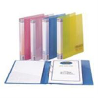 Snopake Transparent R/Binder Yellow A4 25mm