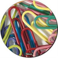 Fellowes Brite Mouse Pads - Paperclips 5883201