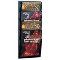 Quick Vision Wall Display Pockets A4