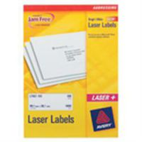 Avery Laser Labels 64 x 34mm