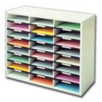 Fellowes Literature Organiser 72 Compartment