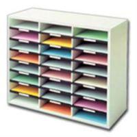 Fellowes Literature Organiser 72 Compartment