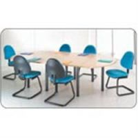 LOC8 Rectangular Table Beech 1200mm
