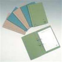 Sort File Plus Foolscap Green