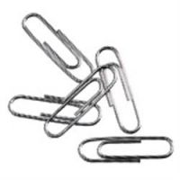 Paper Clips Large Plain 30mm